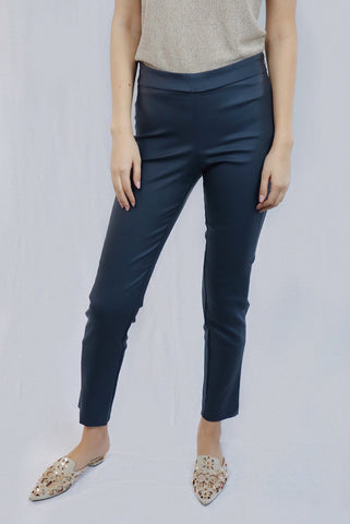 Waxed Jean Legging Pants