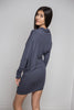 Tunic in Graphite Grey