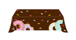 Donut Matching Tablecloth (Material: Polyester)