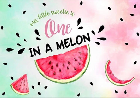 Watermelon Backdrop