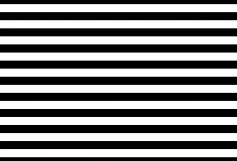 Black and White Stripes Backdrop
