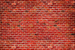 Red Brick Backdrop