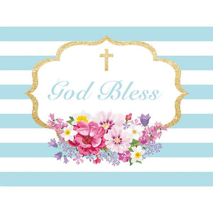 Christianity Backdrop (Material: Vinyl)