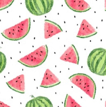 Watermelon Full Backdrop (Material: Microfiber)