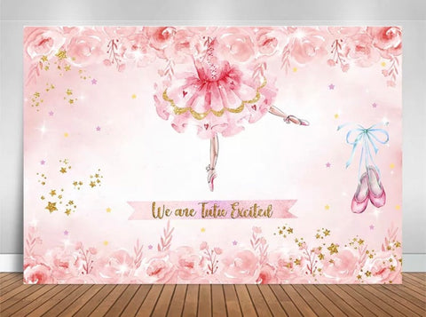 Ballerina Backdrop