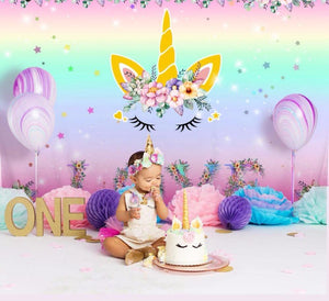 Unicorn Backdrop