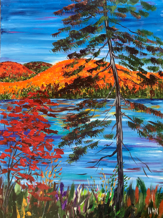 Autumn Hill Algonquin