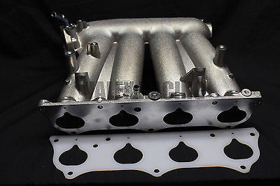 Honda RBC Pre-Modified (Clipped / Cut) Intake Manifold with Thermal Gasket K20 K Swap