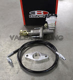 BLOX Competition QR Clutch Master Cylinder (CMC) Kit with Stainless Steel Clutch Line