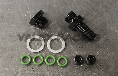 AEM Fuel Rail Fittings Kit Honda / Acura B / D Series