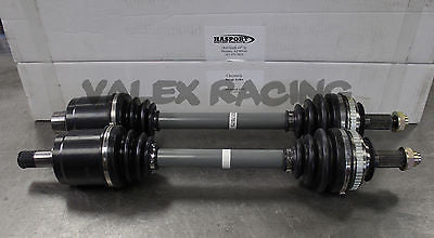 Hasport Chromoly B Swap Axles 92-00 Honda Civic / 94-01 Acura Integra EG DC2 EK B16 B18 B20