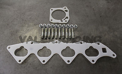 Honda Acura B16 / B18C5 Thermal Intake Manifold and Throttle Body Gasket Kit