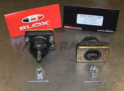 Blox Racing Replacement Competition Sliding Adjustable Ball Joint PAIR