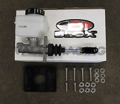 Blackworks / Blox Brake Boost Delete Kit - Black Honda Acura