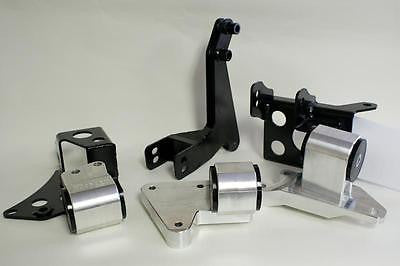 Hasport Motor Mounts 1996-2000 Civic EKK2 Dual Height K20 K24 Swap