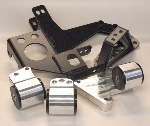 Hasport Dual Height Engine Mounts 92-95 Honda Civic 94-01 Acura Integra EGK2 K Swap K20 K24