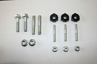 Honda Acura Fuel Rail and Throttle Body Hardware Kit B/D Series Civic Integra