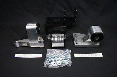 Hasport Engine Motor Mounts 1996-2000 Honda Civic EKH3 H22 Swap Kit