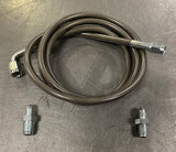 92-01 Honda Prelude Stainless Steel Clutch Hose Replacement Line