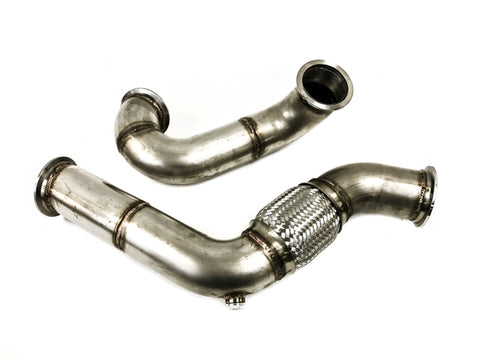 PLM Power Driven F-Series Turbo Downpipe Set for Honda S2000 F20C