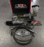 BLOX S2000 (S2K) Clutch Master Cylinder (CMC) & Exedy Slave Cylinder Kit with Stainless Steel Clutch Line for K Swap