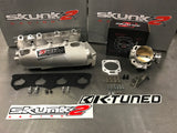 Skunk2 Ultra Street Intake Manifold & K Tuned Throttle Body for Honda K20