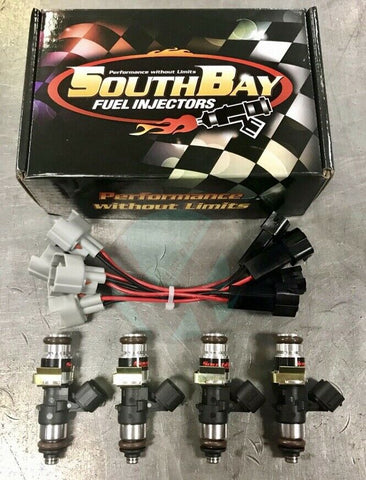 SouthBay K series 2200cc Bosch EV14 Fuel Injectors For Honda Acura K20 K24