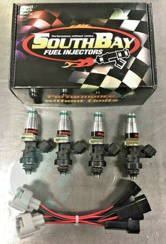 SouthBay 2200cc Bosch EV14 For Honda / Acura B Series Fuel Injectors OBD2