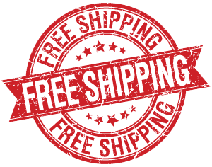 FREE shipping  within the United States on orders over $45
