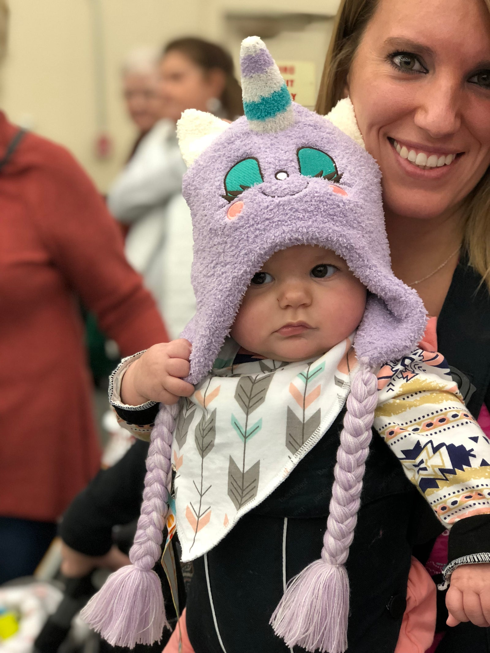 Unicorn Children's Hat