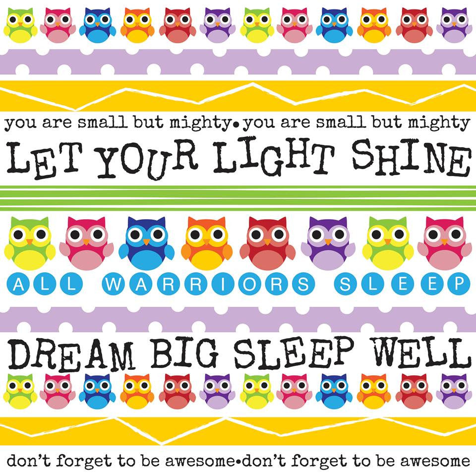 Sweet uplifting messages kids gifts