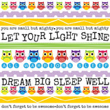 Let Your Light Shine Autograph Pillowcase
