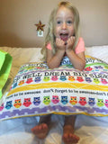 Pillowcases make the perfect Sleepover Party Favors