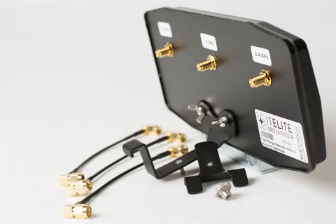 Antenna for 3 connectors (ST16+)