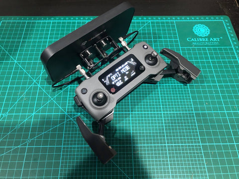 Modified DJI Mavic 2 Pro / Zoom Remote Control