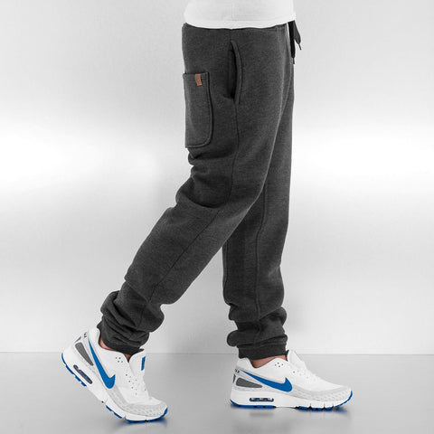 Just Rhyse / Sweat Pant Rasco in grey