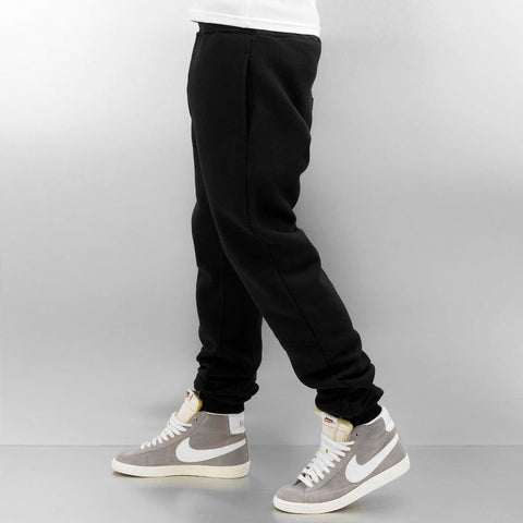 Just Rhyse / Sweat Pant Rasco in black