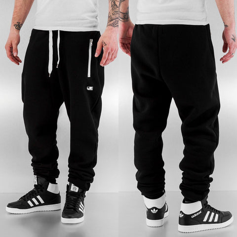 Just Rhyse / Sweat Pant Momo in black