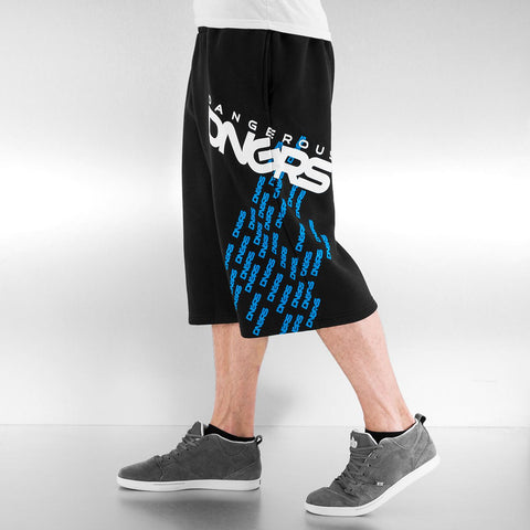 Dangerous DNGRS / Short Swip in black