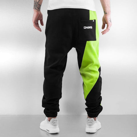 Dangerous DNGRS / Sweat Pant Santiago in black