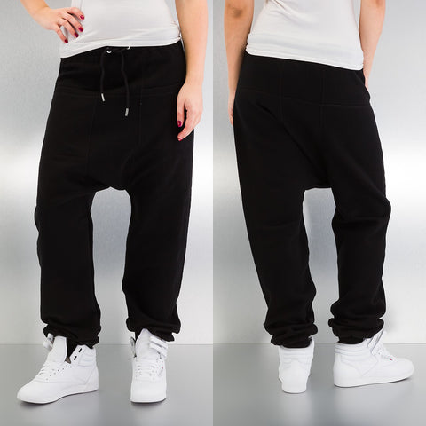 Dangerous DNGRS / Sweat Pant Ninja in black