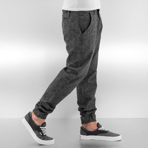 Rocawear / Chino Non Denim Jogger Fit in grey