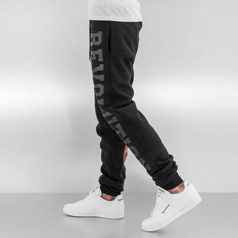 Just Rhyse / Sweat Pant Revolution in black