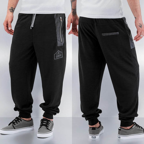 Just Rhyse / Sweat Pant Ray in black