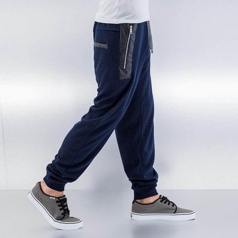 Just Rhyse / Sweat Pant Ray in blue