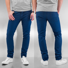 Cazzy Clang / Skinny Jeans Tone II in blue - Streetscenter