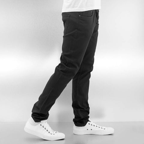 Cyprime / Loose Fit Jeans Baccus in black