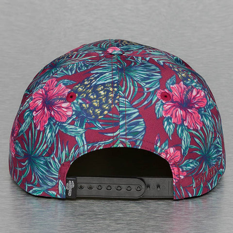 Just Rhyse / Snapback Cap Aloha in colored