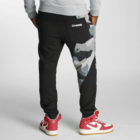 Dangerous DNGRS / Sweat Pant Noah in black