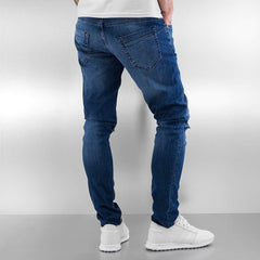 2Y / Slim Fit Jeans Back in blue - Streetscenter